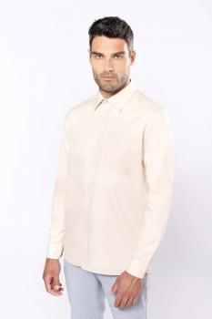 Pánská košile dlouhý rukáv JOFREY