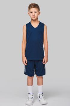 Dětský basketbalový dres - tílko